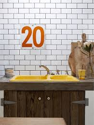Colored Sinks Kitchen Brightly Colored Kitchen Sinks Door Sixteen