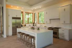 cabinet couture western home journal in a transitional kitchen a designer might opt for completely streamlined cabinets and neutral tones