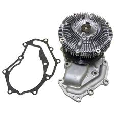 new nissan water pump viscous fan clutch hub navara d22 ute zd3
