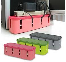 phone charger organizer home office desk mini cable organizer