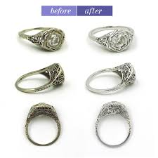 wedding ring repair antique ring repair the jewelry box