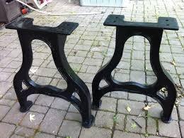 the 25 best iron table legs ideas on pinterest wrought iron