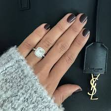 beautiful hand rings images 25 gorgeous engagement rings to get you inspired crazyforus jpg