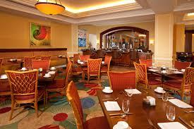 dining room restaurant orlando restaurants u0026 lounges waldorf astoria orlando dining