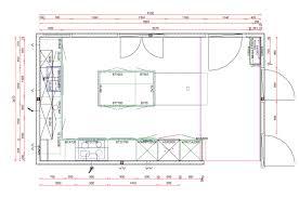 plan cuisine exemple plan de cuisine collection avec votre cuisine sur mesure