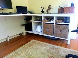 Ikea Home Office Hacks Furniture Inspiring Home Office Ikea Hack Open Parenthesis