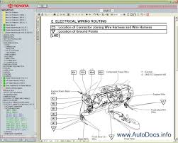 toyota yaris echo 1999 2005 service manual repair manual order