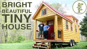 Tiny House by Teenager Started Building A Mortgage Free Tiny House At Just 18
