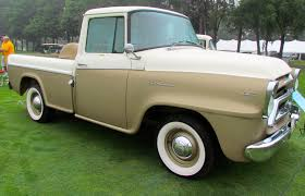 golden trucks jet age pickup trucks at concours d u0027elegance of america