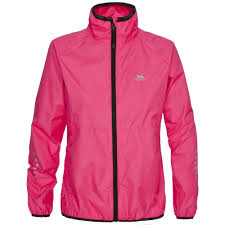 hi vis cycling jacket trespass womens ladies hybrid hi vis cycling jacket 2 colours xxs