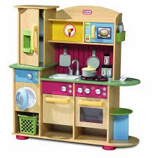 having fun with the little tikes kitchen set u2014 decor trends