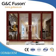 Exterior Aluminum Doors China Aluminum Exterior Aluminum Residential Sliding Doors