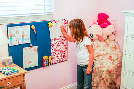 Magnetic Panels Fabricmate Systems Inc - Magnetic board for kids room