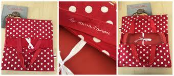couture accessoire cuisine un sac à tarte pop couture