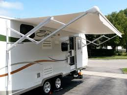rv net open roads forum travel trailers which awning to get