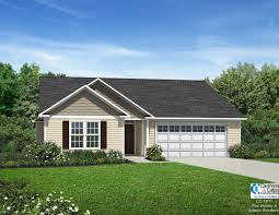 Henley Floor Plans by Henley Caviness And Cates Builders