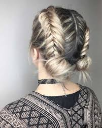 plaited hairstyles for short hair top 11 easy braid styles for short hair