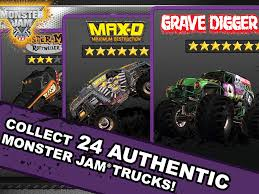 grave digger monster truck games monster jam game app ranking and store data app annie