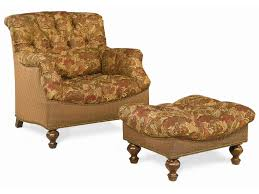 Thomasville Patio Furniture Replacement Cushions by Thomasville Upholstered Chairs And Ottomans Walden Tufted Back