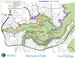 Fort Mcmurray Alberta Canada Map by Birchwood Trails Closures Jpg