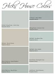 color palette for home interiors 6 perfect color palettes color