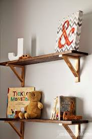 Woodworking Wall Shelves Plans by Diy Rustic Shelves Ikea Ekby Hack Carissa Miss