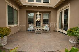 Courtyard Designs San Diego Pavers Courtyards Gallery By Western Pavers Serving San