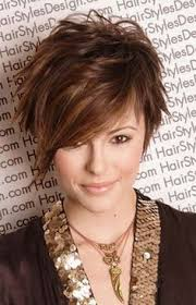 short hairstyles for round faces plus size plus size short hairstyles for women over 40 simple your