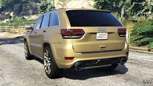 jeep srt 2014 jeep grand cherokee srt 8 2014 replace for gta 5