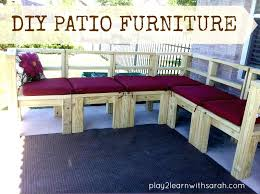 build your own outdoor table build your own patio furniture macky co