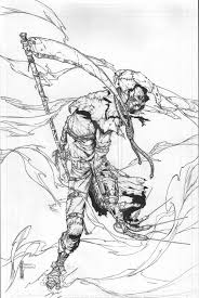 13 images of deviantart dc scarecrow coloring page dc comics