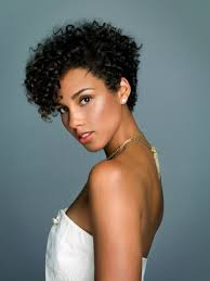 short haircuts for naturally curly hair 2015 general idea but shaped more rounded in the back natural curly