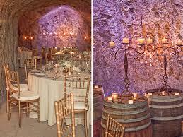 Napa Wedding Venues Hans Fahden Wine Cellar Wedding