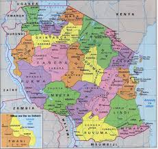 Tanzania Map Katavi Ab Mercanta The Coffee Hunters