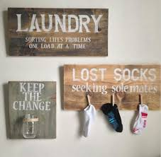 Plaques For Home Decor Best 25 Laundry Room Decorations Ideas On Pinterest Laundry