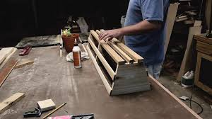 How To Build A Planter by How To Build A Planter Box To Hang From A Deck Rail Youtube