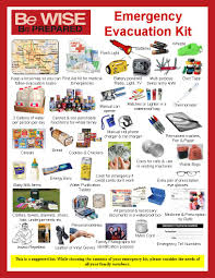 Fire Evacuation Plan Wa by Mormon Share 72 Hour Kit List Very Good List Red Cross