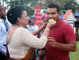 Namal Rajapaksa Namal Rajapaksa Defends Dynastic Rule As Being Responsible For Sri