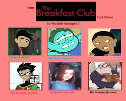 Breakfast Club Meme - image the breakfast club cast meme png scratchpad fandom