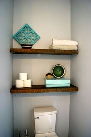 Bed Bath And Beyond Bathroom Shelves by Best 25 Shelves Over Toilet Ideas Only On Pinterest Toilet