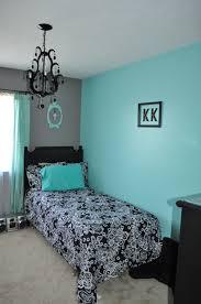 jugendzimmer türkis wandfarben kombinieren komplementärfarben türkis schlafzimmer