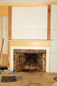 in the fields a bedroom fireplace restored a bedroom fireplace restored