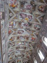sistine chapel beyondpaisley