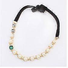 pearl headband pearl headband ebay