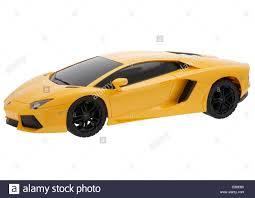 Lamborghini Aventador Background - plastic toy lamborghini aventador on white background stock photo