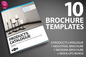 product brochure template free last day 10 professional indesign brochure templates from smarty