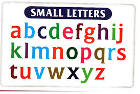 small alphabet letters printable activity shelter