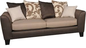Pillows For Brown Sofa by 0 00 Copley Square Brown Sofa Classic Contemporary Polyester
