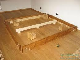 costruire letto giapponese l arca di legno leggi argomento progetto per letto matrimoniale