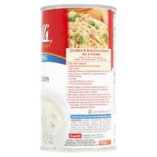 campbell s family size cream of mushroom soup 22 6oz walmart com